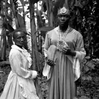 A Rainha e a sua Dama